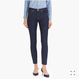 NWT J. Crew Toothpick Jeans